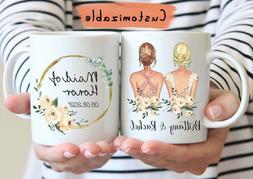 Bridesmaid Proposal Mug Bridesmaid Mug Maid Of Honor Mug Cus
