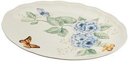 """Lenox® Butterfly Meadow® 16"""" Oval Platter"""
