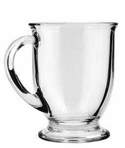 caf glass coffee mugs