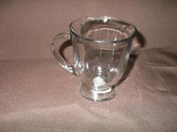 cafe glass coffee mugs 16 oz