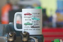 Car lover gift for Mechanic Mugfor him Funny Mugs for Men Co