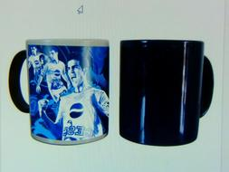 "Case of 36 Blank 11oz Sublimation Mugs, Color Changing ""Magi"