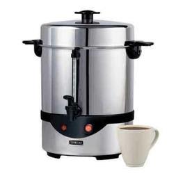 Mr. Coffee CBTU45 45-Cup Stainless Steel Urn