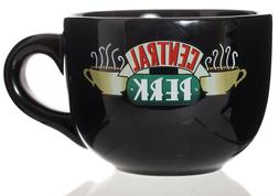 Friends Central Perk Latte Coffee Mug 16 oz