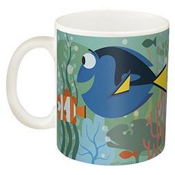 Zak! Designs Ceramic Mug with Dory from Disney's Finding Dor
