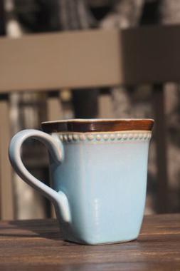 Handmade Ceramic Pottery, Kitchen Stoneware Mug