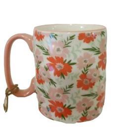 10 Strawberry Street Ceramic Small Flower Pattern.Coffee Tea