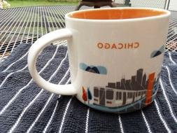Starbucks Ceramic You Are Here Collection Chicago City Coffe