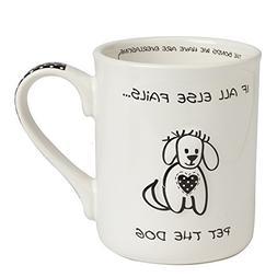 Enesco 4043678 Dog Lover Mug Multicolored