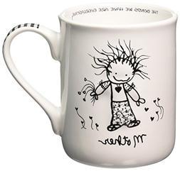 Enesco Children of the Inner Light Mother Stoneware Gift Mug