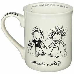 New Enesco Children of the Inner Light Mug, Mom To Daughter
