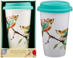 Lenox Chirp Travel Mug