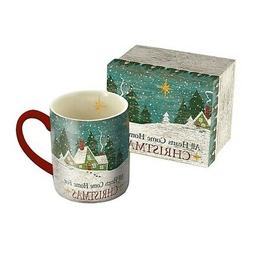 Christmas Heart 14 oz. Mug by Lang Companies