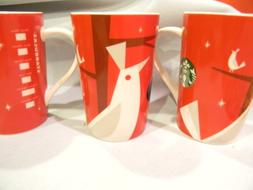 Starbucks Christmas Mug 12 oz 2012