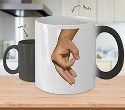 Circle Game Mug - Gift for father, friend, coworker - Novelt