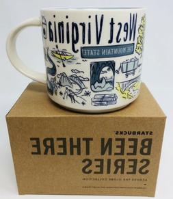 Starbucks City Ceramic Coffee Mug 14 oz. 'Been There Series'