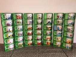 Starbucks City Mug, USA & Canada, «YOU ARE HERE» Collectio