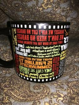 Classic Movie Mug Coffee Cup Movie Quotes