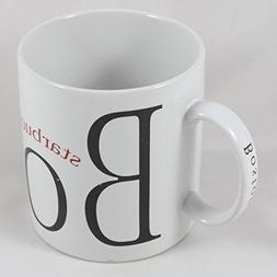 Starbucks Coffee 1994 Boston City Series Mug, 16 oz.
