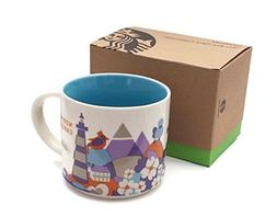 Starbucks Coffee 2013, You are here collection, North Caroli
