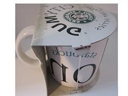 Starbucks Coffee London City Mug 2002 20 Fluid Ounces