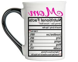 Tumbleweed Coffee Mug - Mom Mug - Large 18 Ounce White Mug -