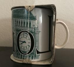 Starbucks Coffee MUG London City Mug Series 2000 MIP
