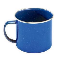 24 Oz. Coffee Mug with Stainless Rim