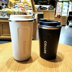 Coffee Mugs Double Stainless Steel Thickened Travel Thermos