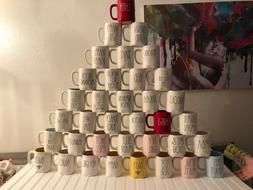 coffee mugs you choose different sayings colors