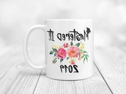 College Graduation Gift for Her Masters Degree High School G