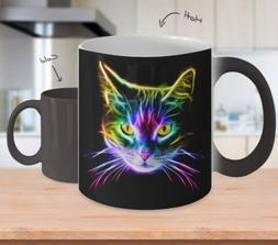 Cat Lover - Inspirational Mug - Coffee Mug Tea Cup Gift