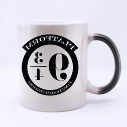 Cool Harry Potter Platform 9 3/4 Coffee Mug or Tea Cup,Ceram
