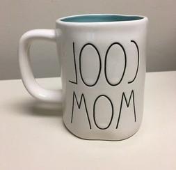 Rae Dunn By Magenta COOL MOM Blue Interior Mug