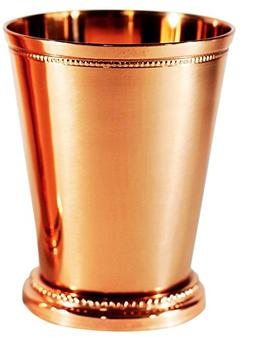 Copper Moscow Mule Mint Julep Cup - 100% pure copper, beauti