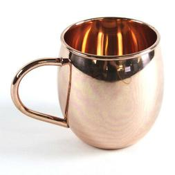 Moscow Mule Copper Mug 100% Copper Mugs Set of 4 Copper Hand