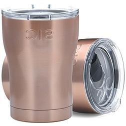 Copper 12 Oz. SIC  Stainless Steel Tumbler Double Wall Vacuu