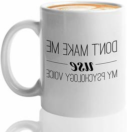 Counselor Coffee Mug 11Oz - Funny Gifts for Guidance Counsel
