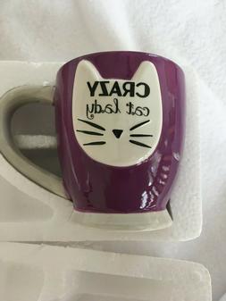 Crazy Cat Lady  Dishwasher Microwave Safe Coffee Mug 18 ounc