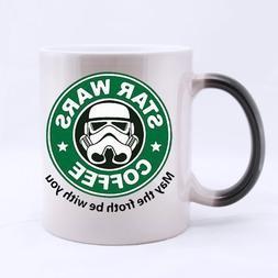 Custom Star Wars Ceramic Magic Color Changing Morphing Mug M