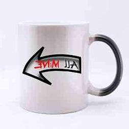 Emana custom morphing mugs the walking dead Coffee Tea Milk