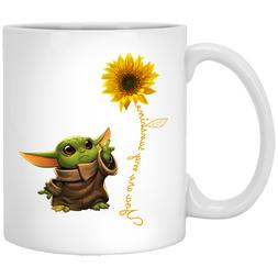 Cute Baby Yoda You Are My Sunshine Funny Gift Valentine Gift