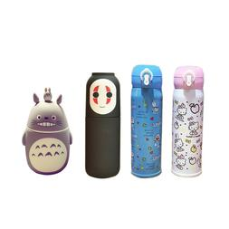 Cute Totoro Cat Stainless Steel Vacuum Cup Travel Mug Thermo