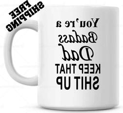 Dad Gift  Fathers Day Gift for Dad funny Coffee Mug