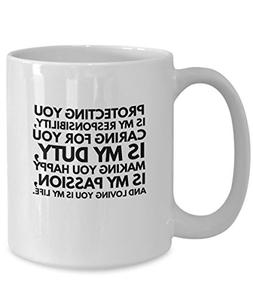 To My Daughter Mug From Dad Sentimental Birthday Gift For Wo