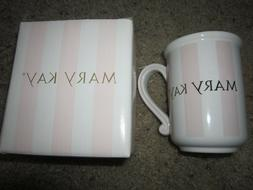 delicate pink and ivory mug cup fancy