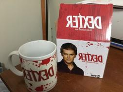 Dexter Color-Changing Mug Cup Blood Cold/Hot Showtime