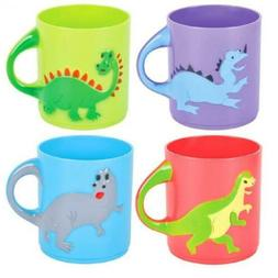 Dinosaurs Mugs Assorted colors and designs