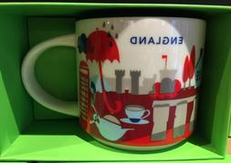 Discount! Starbucks England Mug Cup YAH You are here City Lo