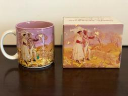 Disney Mary Poppins Mug Vintage - New In Box-  Made In Japan